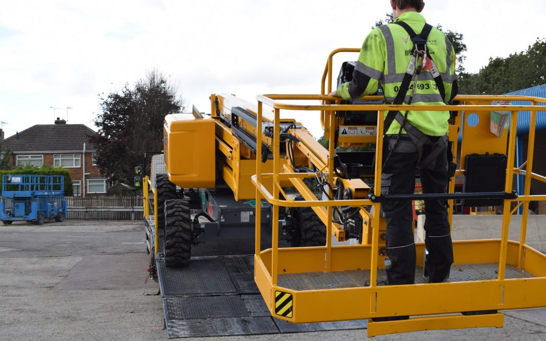 Scissor Lift Hire in Manchester