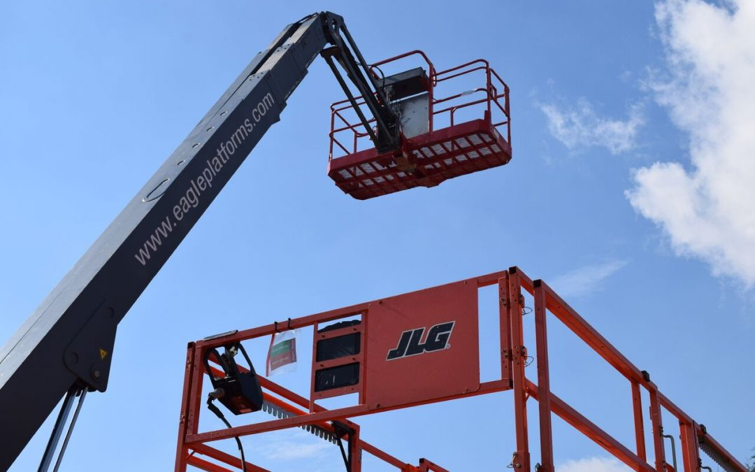 New Telehandlers for Eagle Platforms
