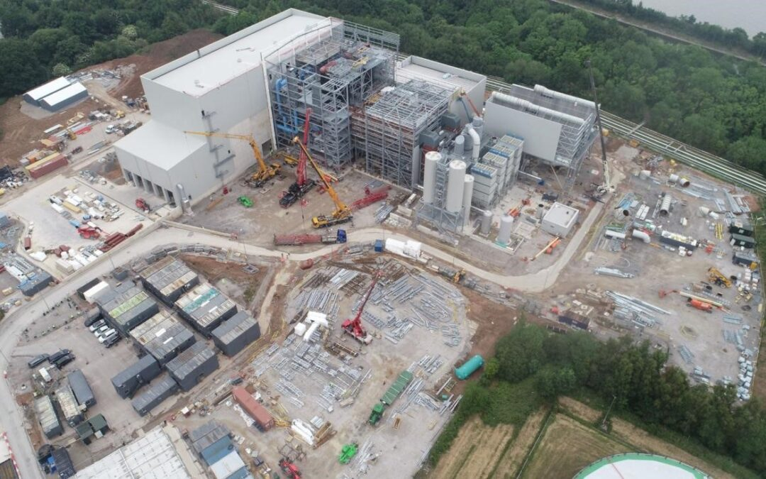 Eagle Platforms reaches new heights at power station project